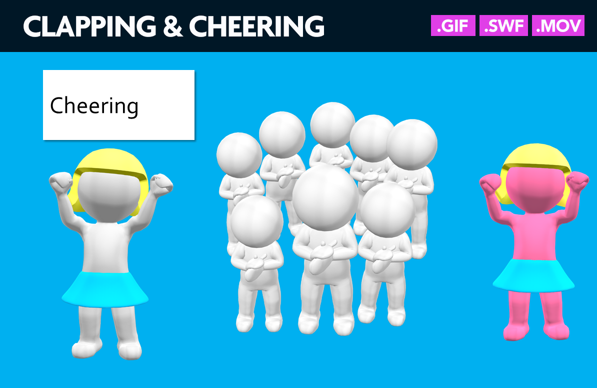 clapping-and-cheering